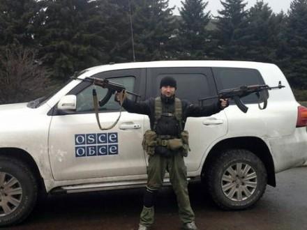 Боевики получили распоряжение не пропускать наблюдателей ОБСЕ в пограничную зону