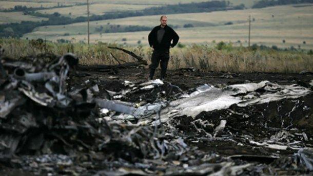 Задержанный боевик признался, что видел падение MH17 (ВИДЕО)