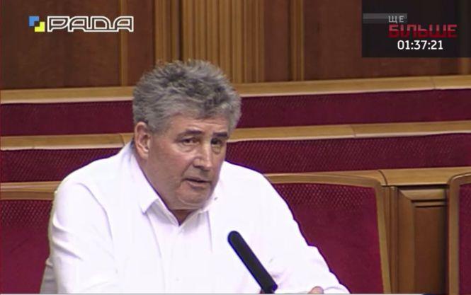 Суд арестовал на два месяца одесского судью-стрелка Бурана