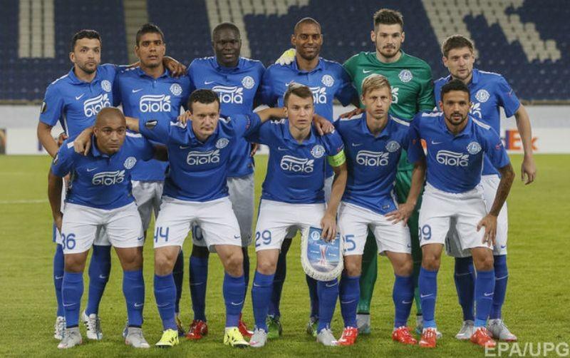 Днепропетровский «Днепр» исключили из еврокубков – клуб пропустит один из сезонов в ближайшие 3 года