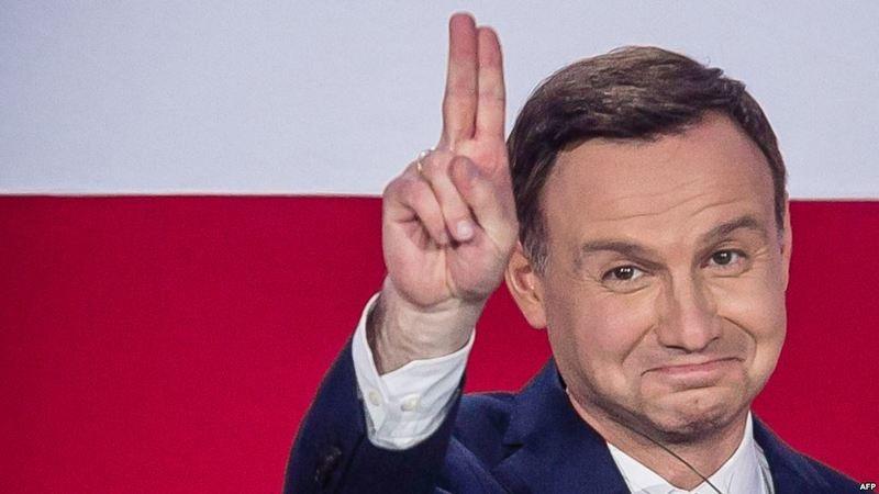 Президент Польши настаивает на выплате Германией репараций за Вторую мировую