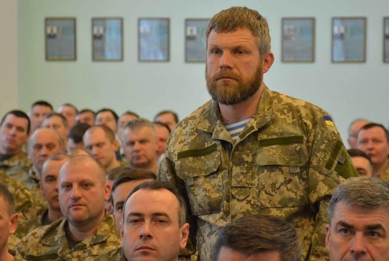 Хорошая новость: руководить очаковскими «морскими котиками» будет Эдуард Шевченко