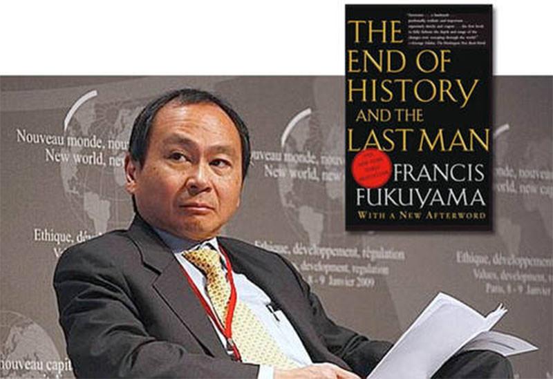 francis fukuyama 1989 essay the end of history