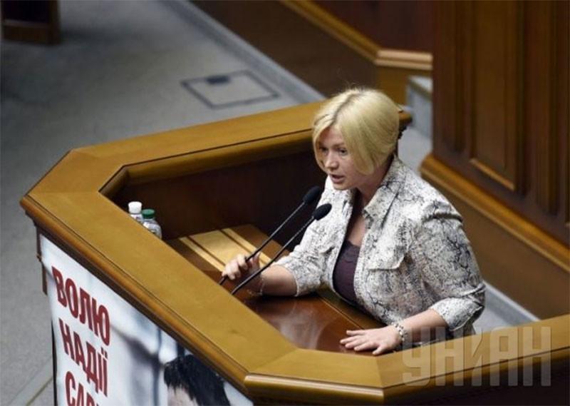 Готовы помиловать 72 сепаратиста в обмен на 19 украинцев, находящихся на Донбассе, – Геращенко
