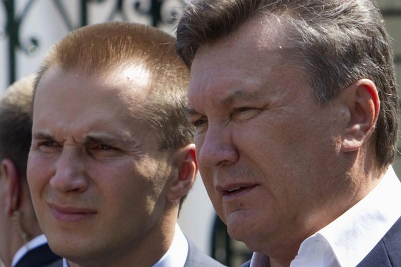 Суд ЕС: санкции против Януковича и сына – законны