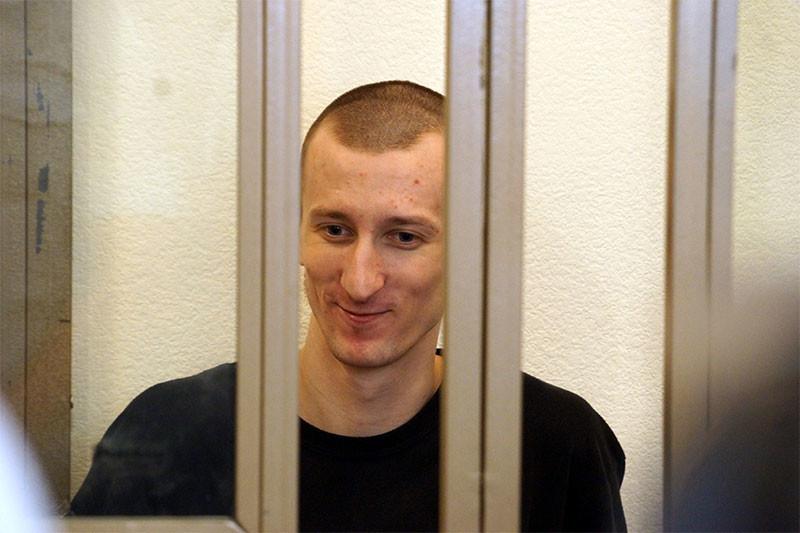 Мать политзаключенного Кольченко ездила к нему на три дня