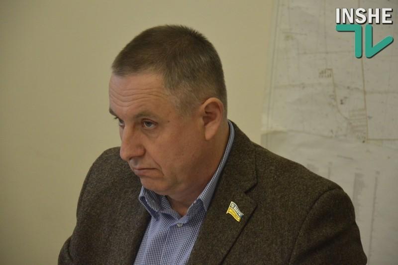 «Это строю, к сожалению, не я»: депутат Концевой открестился от скандальной стройки в сквере Николаева