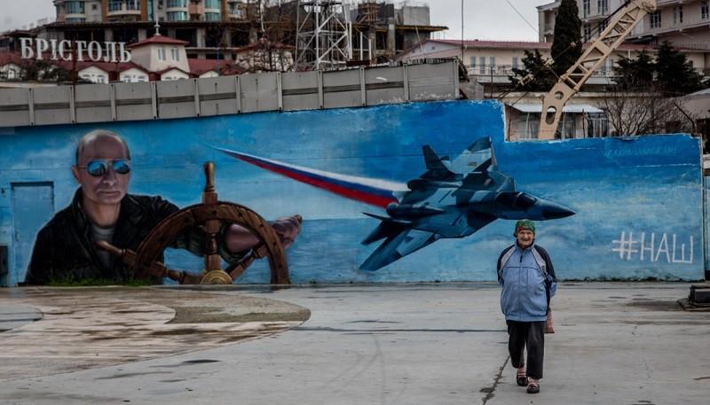 The Guardian: Возможно, Владимир Путин полагает, что приспело время для еще одного вторжения