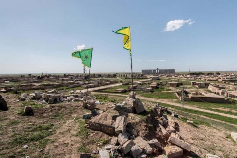 В планах курдов – объявление о федерализации контролируемых ими областей Сирии