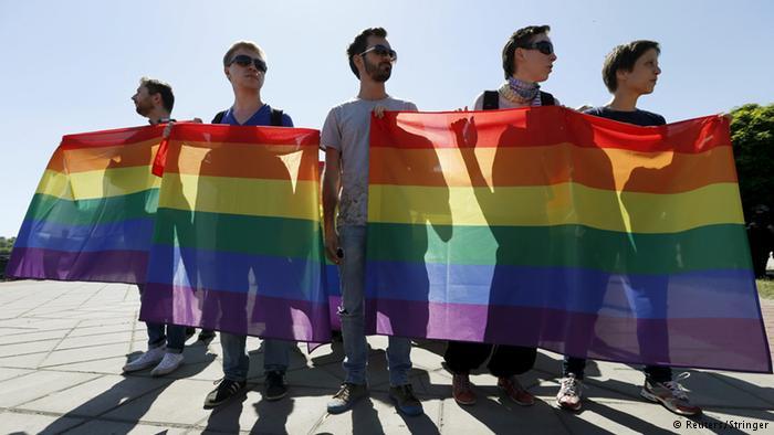 Суд не стал запрещать ЛГБТ-марш в Киеве