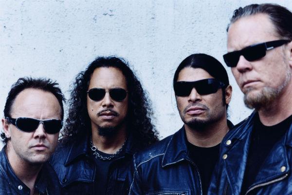 Metallica готовит свой первый акустический альбом