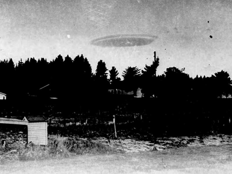 В Чили военные опубликовали ранее засекреченное видео с НЛО