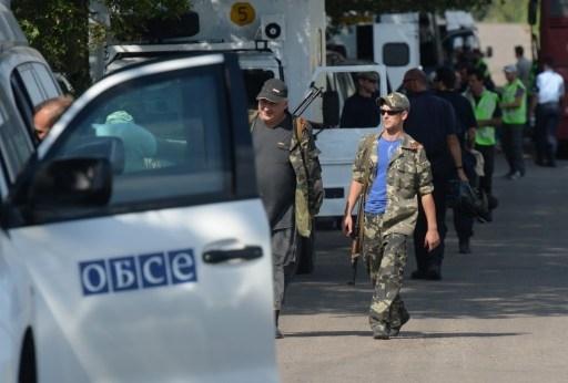 Украина упрекнула ОБСЕ в недостаточном освещении милитаризации Черного и Азовского морей