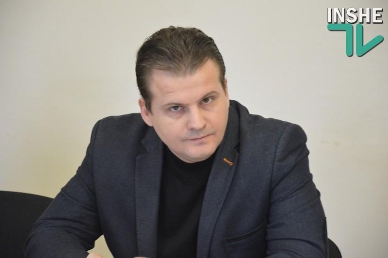 Омельчук удивлен возложением ответственности за отопительный сезон в Николаеве на него, но готов. Если Сенкевич кое-что сделает