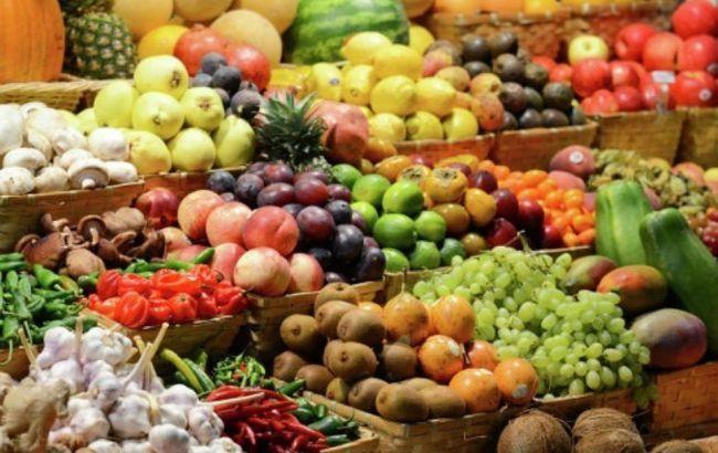 Украина хочет поставлять в Китай ягоды и фрукты