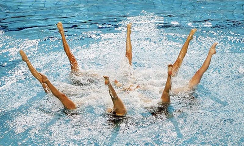 Украинские синхронистки впервые пробились на Олимпиаду