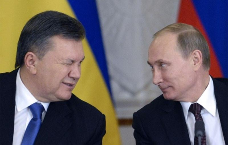 Путин из-за Трампа тайно встречался с Януковичем прошлым летом