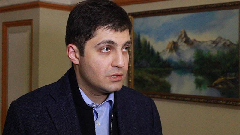 Сакварелидзе рассказал о допросе в ГПУ