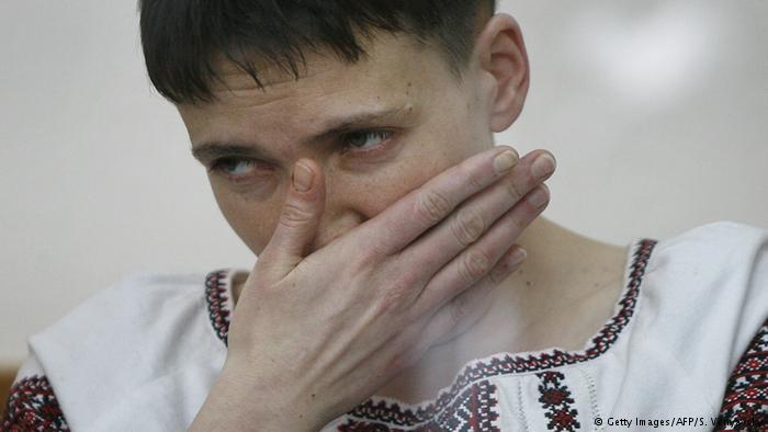 Поедут ли немецкие врачи к Савченко? – DW