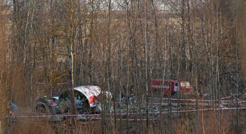 В Польше намереваются провести эксгумацию жертв Смоленской катастрофы