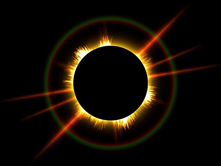 То, что мы физически не можем увидеть, – вот оно, солнечное затмение