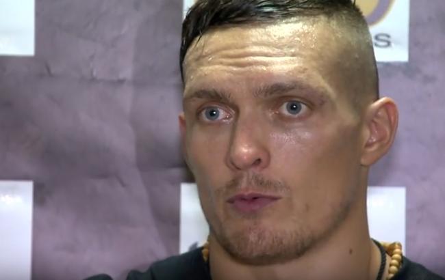 Усик не будет боксировать с россиянином Федосовым – из-за политики (ВИДЕО)