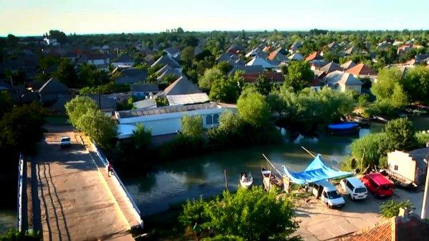 Водный протест. Рыбаки Вилково перекрыли Дунай (ВИДЕО)