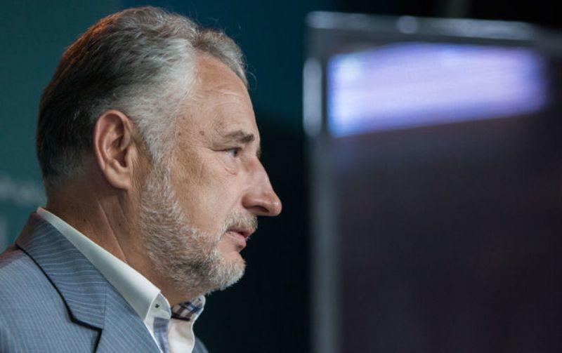 Глава Донецкой ВГА Жебривский заявил, что готов к большой войне с Россией за Донбасс