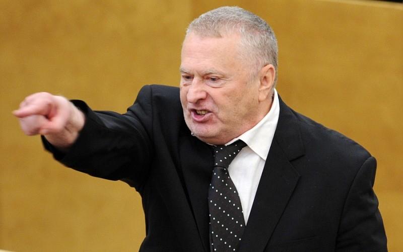 ГПУ подготовила новое подозрение Жириновскому