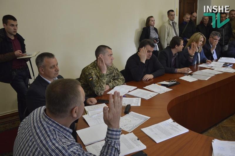 ЧП «Максико» готово отказаться от строительства возле дома по Соборной,13 в Николаеве, если ему дадут альтернативный участок