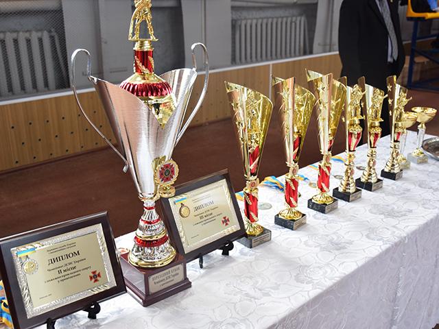 В Николаеве завершился чемпионат Украины по пожарно-прикладному спорту