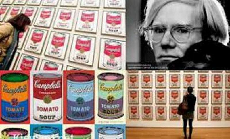 ФБР предлагает $25 тыс. за информацию об украденных картинах Энди Уорхорла
