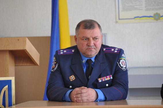 Экс-руководитель городской милиции Николаева возглавил Корабельный отдел полиции
