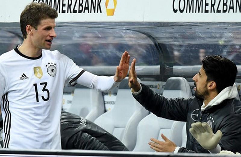 Футболисты сборной Германии получат по 300 тысяч евро, если выиграют Евро-2016