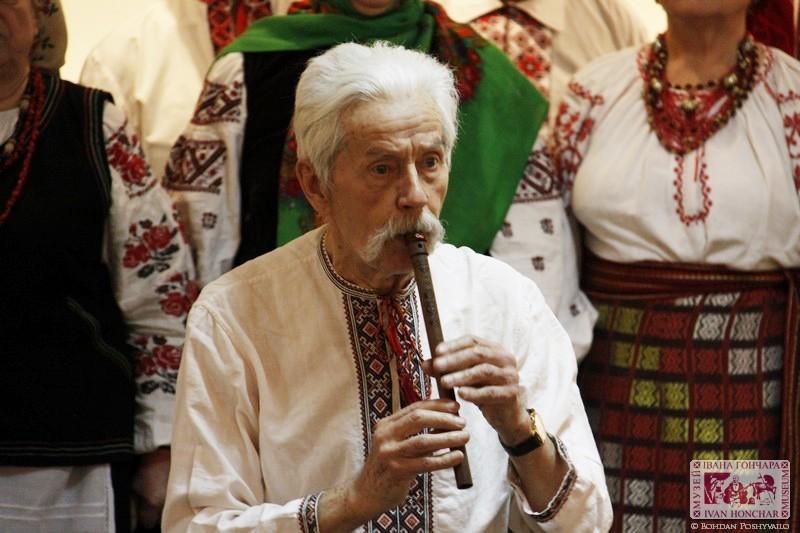 Умер известный диссидент Леопольд Ященко. Его хор первым исполнил Гимн Украины