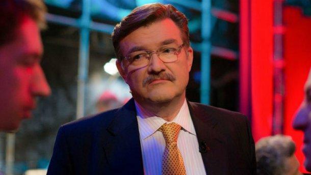 """Евгений Киселев в прямом эфире заявил об уходе с """"Интера"""" – за независимостью"""