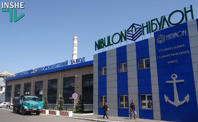 Как «НИБУЛОН» строит суда для возрождения речного судоходства