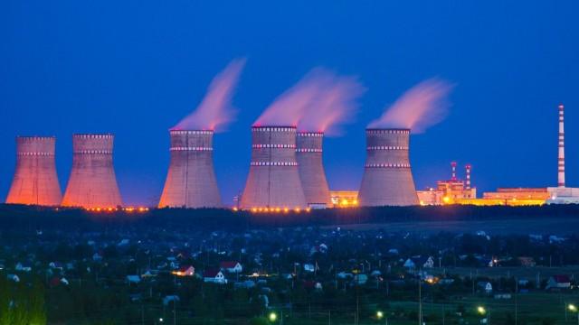 На Ровенской АЭС остановили энергоблок