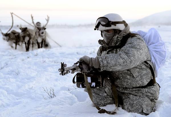 «Царь Владимир планирует холодную войну в Арктике» – The Times