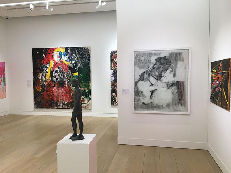 Успех украинских художников на аукционе в Лондоне