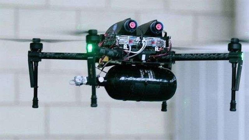 В Британии испытывают водородные дроны