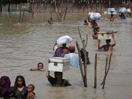 Около 30 человек погибли в Афганистане в результате внезапных наводнений