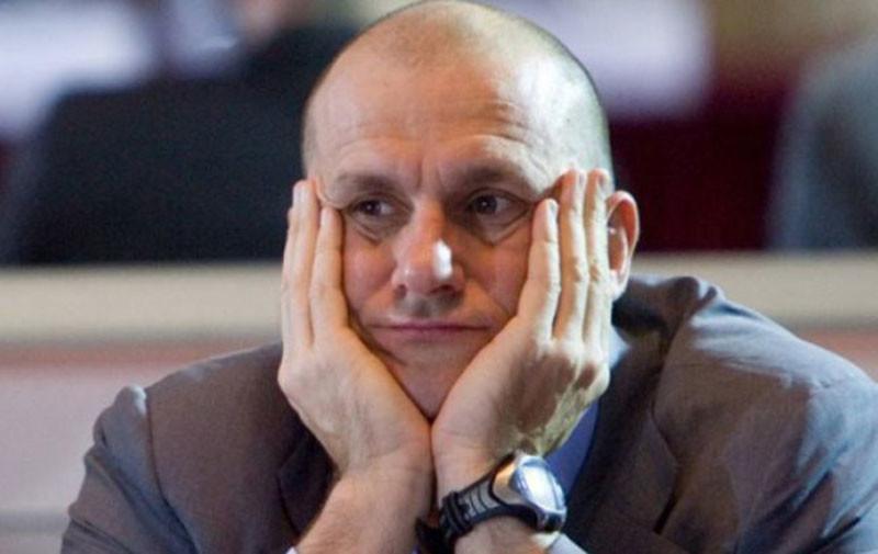 Григоришин объявлен в розыск в России