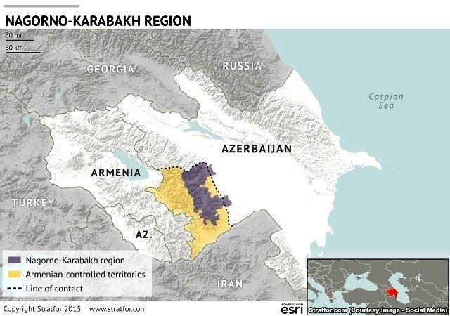Армения, Азербайджан и Россия подписали соглашение о прекращении войны в Карабахе