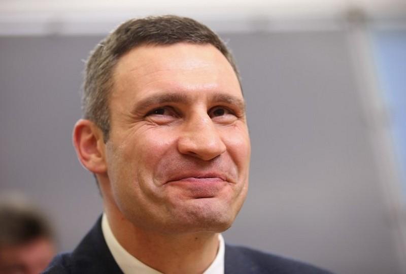 Официально: Кличко выиграл выборы мэра Киева в первом туре
