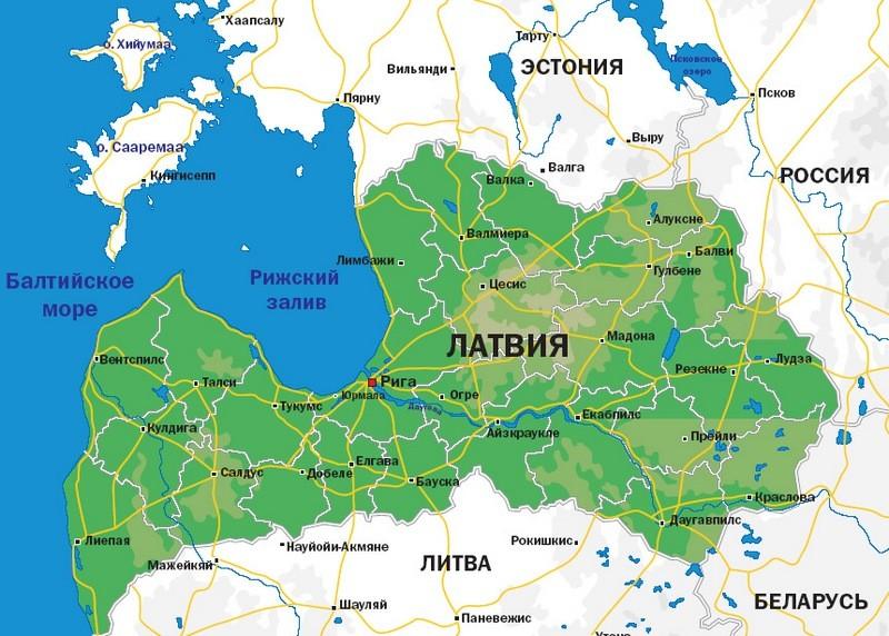 Латвия получила от Великобритании половину обещанных боевых разведмашин