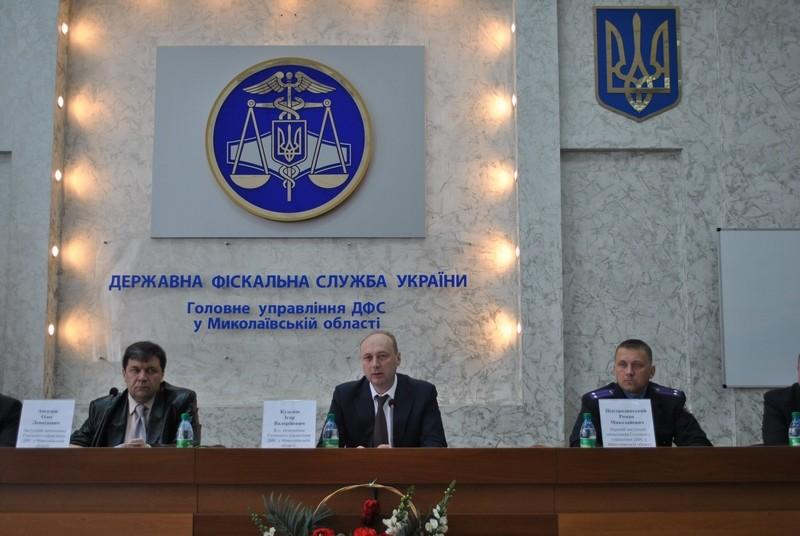 С начала года налоговики Николаевщины в бюджеты всех уровней мобилизовали свыше 2,3 млрд.грн.