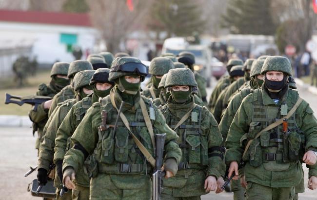 Россия провела очередные военные учения в Крыму