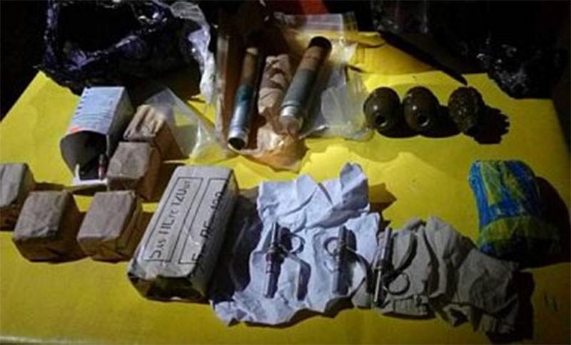 Оружие-взрывчатка. В Николаевской области провели 38 обысков