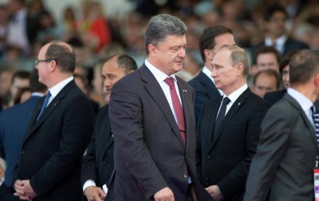 Госдеп США призвал Порошенко и Путина к прямым переговорам